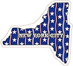State of New York Magnets